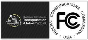 T&I and FCC logos
