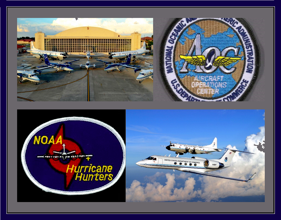 NOAA fleet and patches