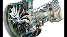 GE9X cut away
