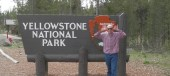 Yellowstone National Park – Day 16 and 17