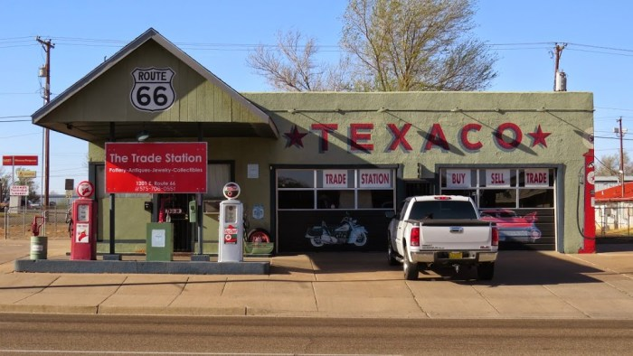 Vintage Texaco Stayion