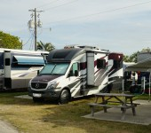 Living in a Small RV – Parked for Two Months
