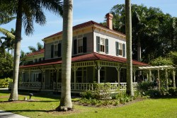 Edison's Seminole Lodge
