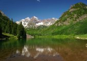 The Maroon Bells – One of God's Perfect Creations