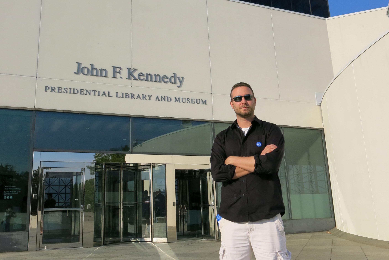JFK Library. Visiting the JFK Presidential Library   Museum   J  Dawg Journeys