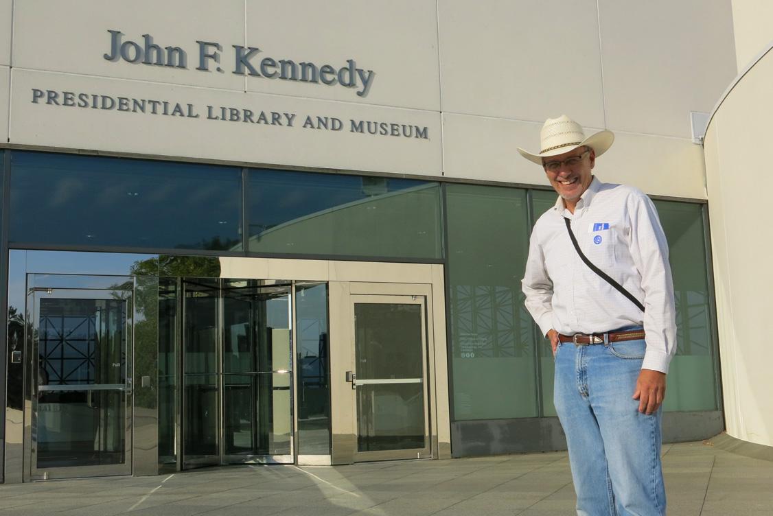 . Visiting the JFK Presidential Library   Museum   J  Dawg Journeys