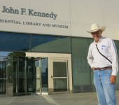 Visiting the JFK Presidential Library & Museum