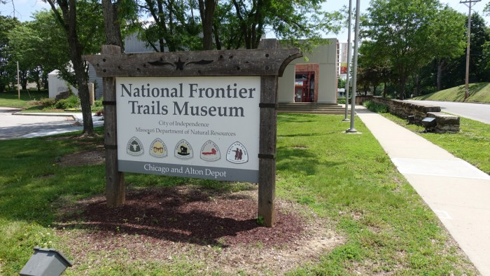 National Frontier Trail Museum