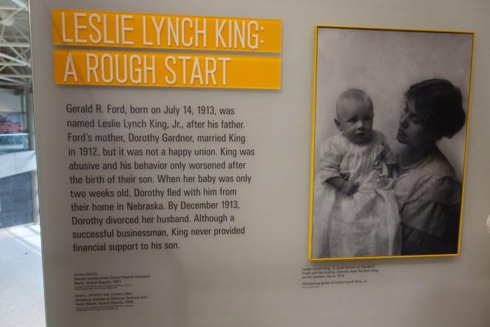 Leslie Lynch King, Jr.