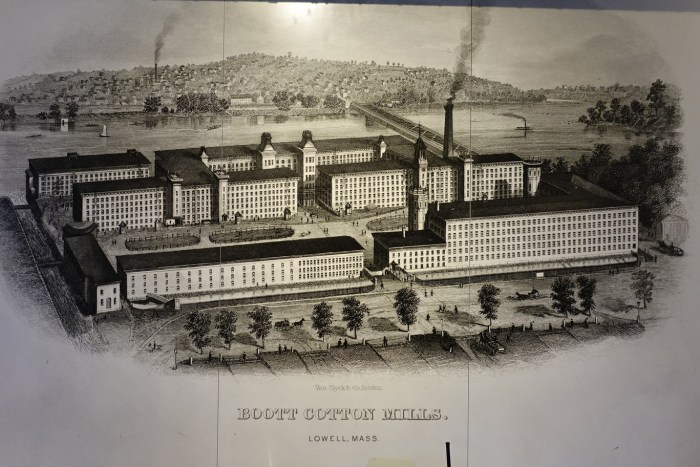 Boott Cotton Mill