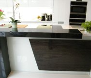 Granite kitchen by J Day Stoneworks