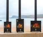 Short Hungry and Woody Chilli Penguin Stoves