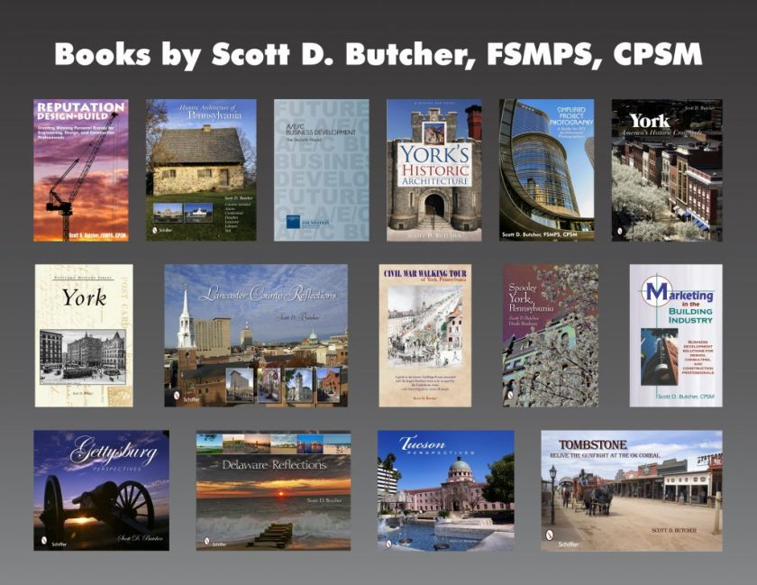 Books by Scott D. Butcher, FSMPS, CPSM