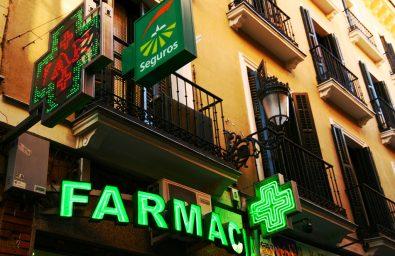 Compraventa de farmacias