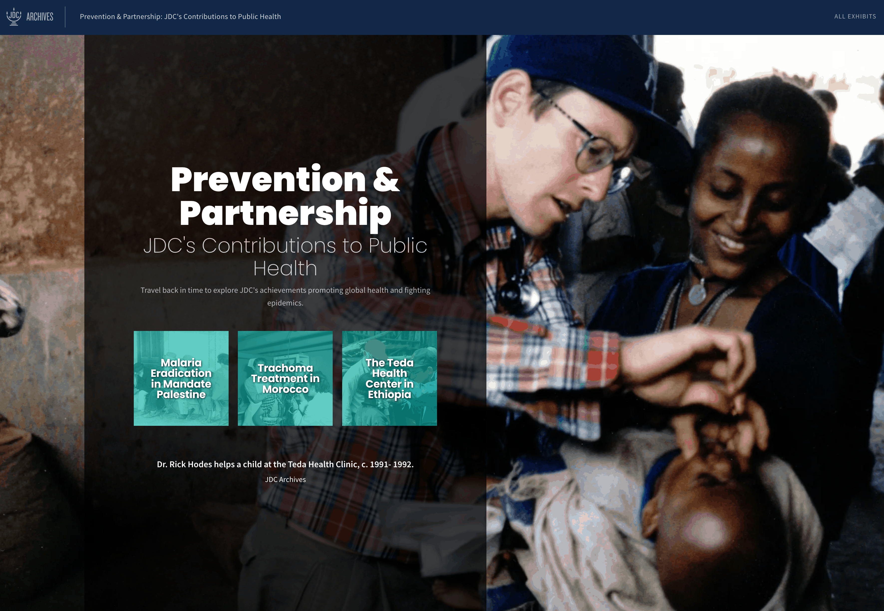 JDC's Contribution to Public Health