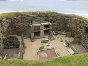 House at Skara Brae