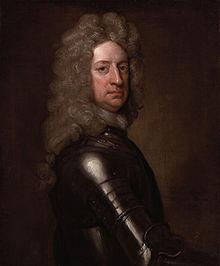 Charles Mordaunt, the future Earl of Peterborough