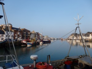 Sunny Weymouth!