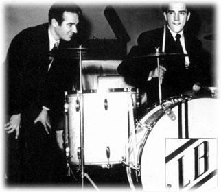 JD Drum Schools Drum Photo Gallery  Louis Bellson