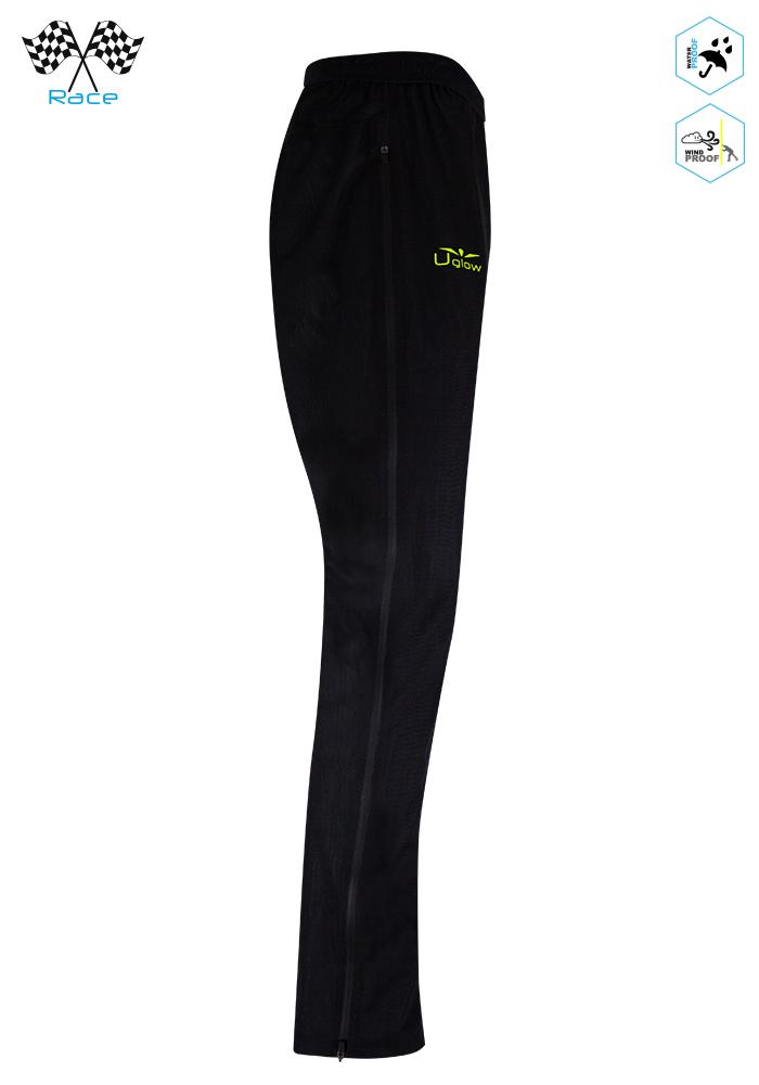 Pantalón impermeable Uglow 3.1 Negro/Amarillo