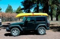 Jeep Canoe Rack. Wrangler Kayak Rack Page 2 IRV2 Forums ...
