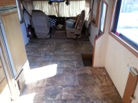 RV Flooring Replacement - JdFinley.com