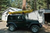 Update: Yakima Kayak Rack on Jeep - JdFinley.com