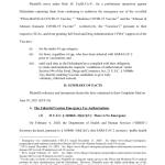 Alabama Preliminary Injunction Filed