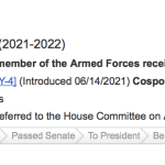 Support H.B. 3860: No Mandatory Covid Vaxx for our MILITARY or ANYONE