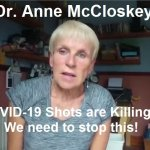 Irish Medical Doctor: The Shots Are Killing People! We need to Stop This!