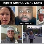 CENSORED: COVID Vaccine Injured Who Regret Their Decisions to Get the Shot and Their Message to You