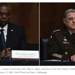 130 retired flag officers call for Austin, Milley to resign over Afghanistan withdrawal