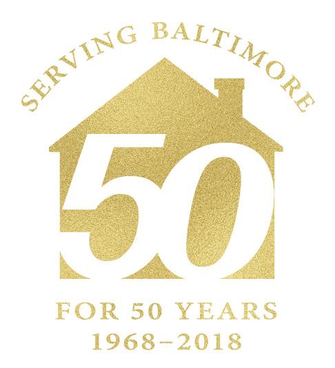 St. Ambrose 50th Anniversary Logo