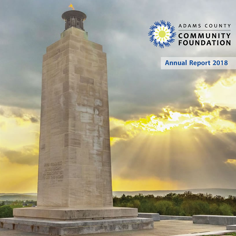 Adams County Community Foundation Annual Report