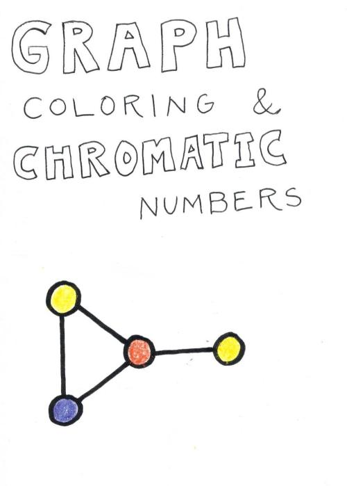 small resolution of Math for seven-year-olds: graph coloring