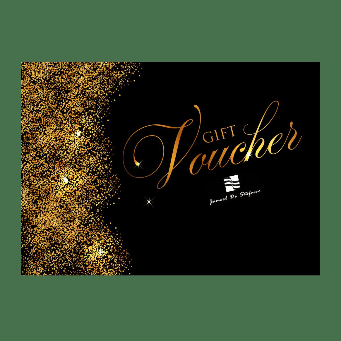 Jameel De Stefano hair Salon And Spa Gift Voucher
