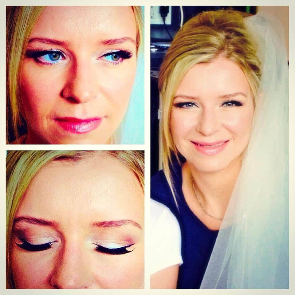 Jameel De Stefano Hair Salon and Spa Wedding Makeup