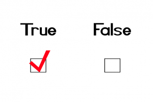 True or False: Boolean Is a Data Type?