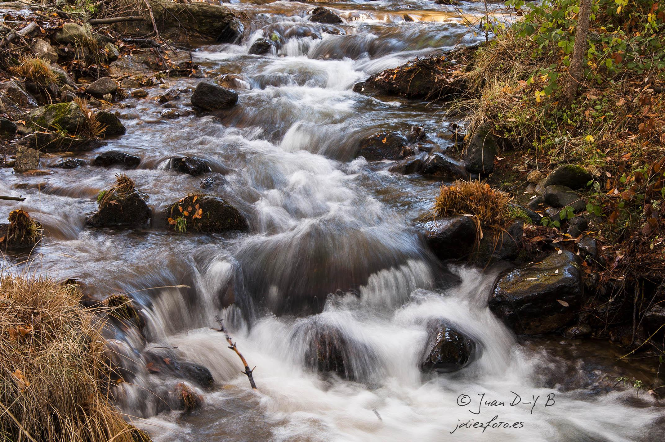 Los ríos de Segovia se empiezan a llenar