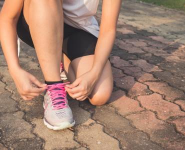 JDK Fitness - Running and Rebounding