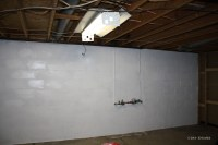 Part 1: Painting Our Basement  The Walls | (don't ...