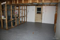 Part 2: Painting Our Basement  The Floor | (don't ...