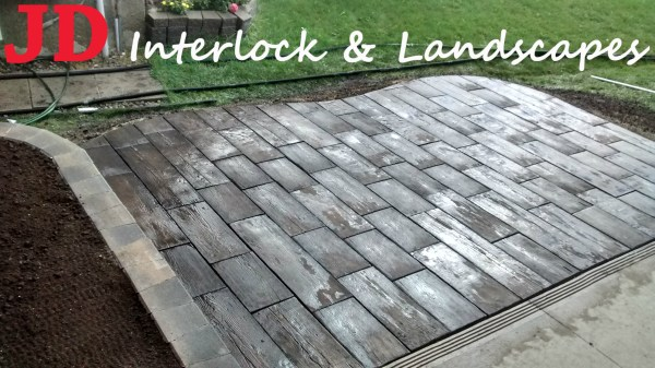 jd interlock & landscaping winnipeg