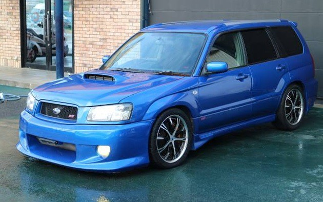 Subaru Forester Sti For Sale In Japan Jdm Expo