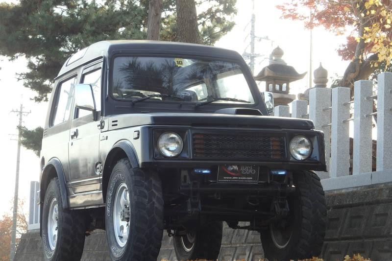 Suzuki Jimny Turbo for sale at JDM EXPO