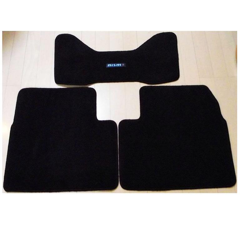 Nissan skyline gtr bnr34 r34 nismo floor mats 74902 rnr45 for 180sx floor mats