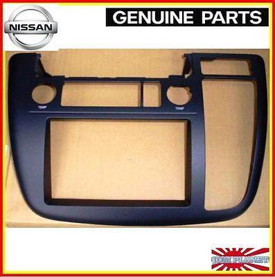 Genuine Nissan Elgrand E51 Double Din Fascia Surround Gps