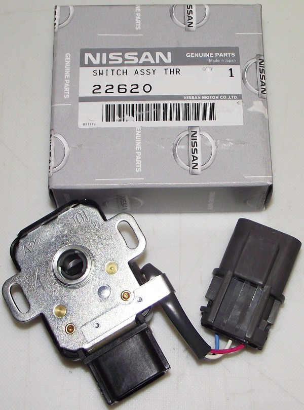 GENUINE NISSAN SKYLINE Throttle Position Sensor TPS R32 HCR32 HR32 ...