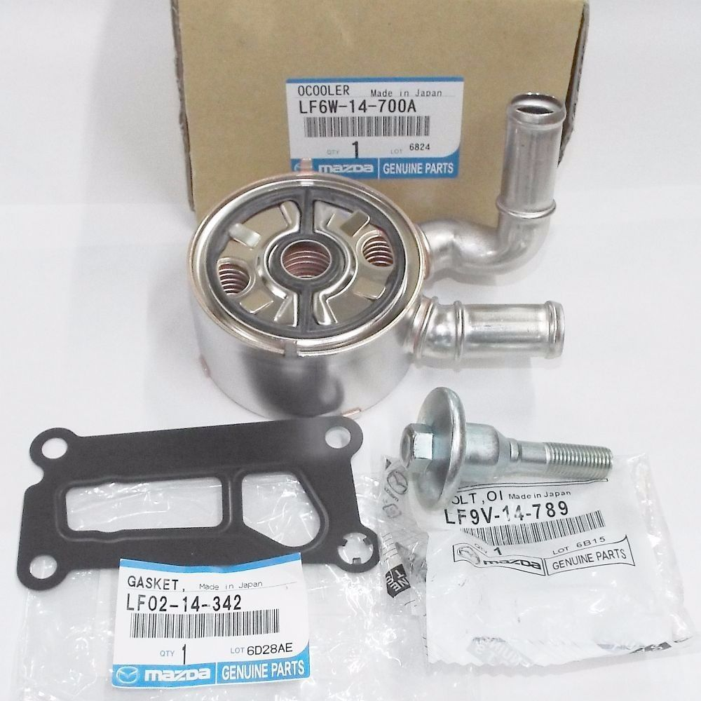 Genuine Mazda Upgrade Engine Oil Cooler Kit 3 5 6 Cx 7 Cx7 Lf6w 14 700a Oem Jdm Planet