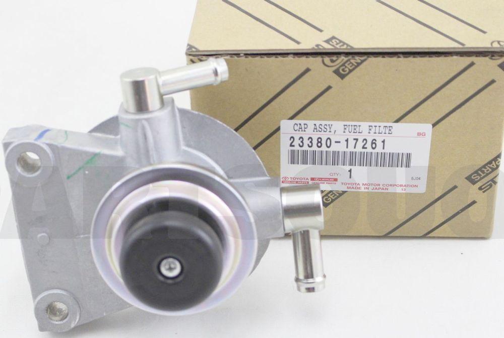 medium resolution of genuine toyota landcruiser 80 series fuel filter
